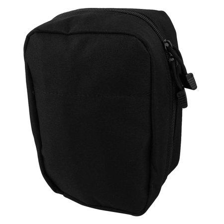Nylon Outdoor Running Zipper Closure Tactical Pouch Cover Phone Belt Bag
