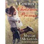 A Cowboy's Christmas Promise - eBook