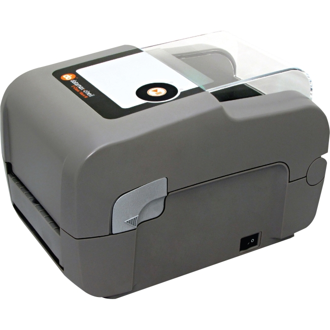 "Datamax-O'Neil E-Class E-4205A Direct Thermal Printer - Monochrome - Desktop - Label Print - 4.25"" Print Width - 5 in/s Mono - 203 dpi - 16 MB - USB - Serial - Parallel - Ethernet - 4.40"" Label Width"