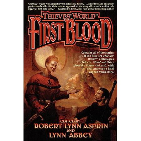 Robert Asprin Thieves World (Thieves' World: First Blood : First Blood)