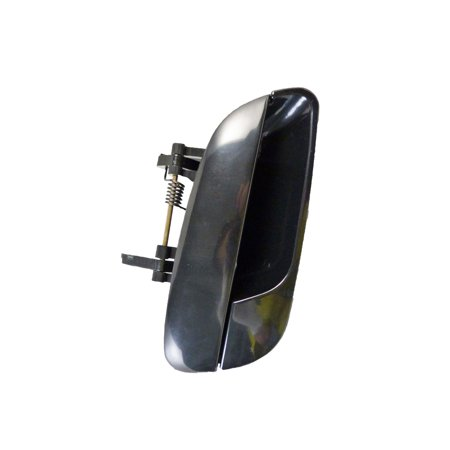 Smooth 0.5 Mm Needlepoint - For Rear Right 01-05 Hyundai Elantra Smooth Black Outside Door Handle 01 02 03 04 05