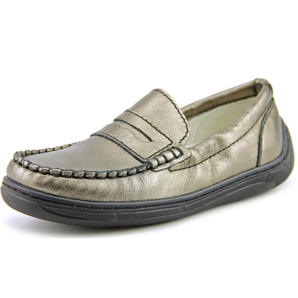 Primigi Choate-E   Moc Toe Leather  Loafer
