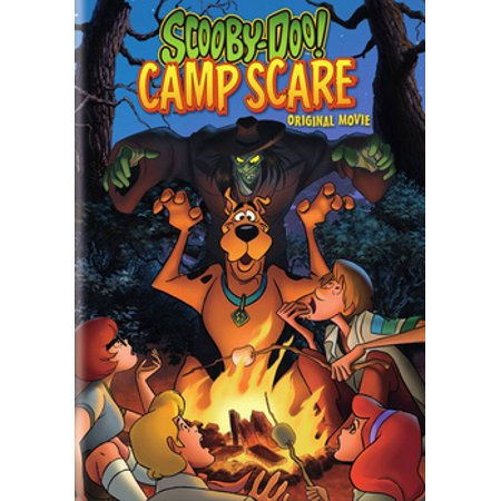Scooby-Doo: Camp Scare (DVD) - Ways To Scare Trick Or Treaters