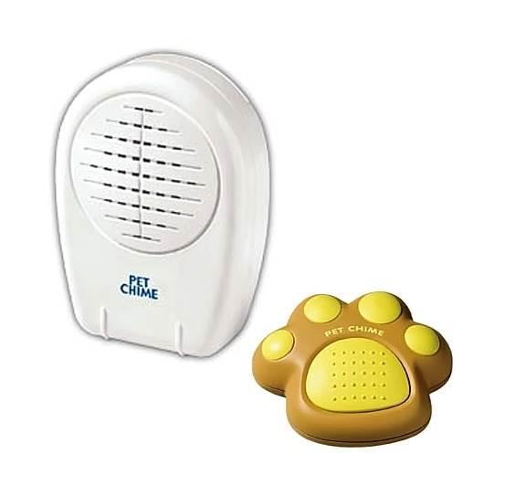 Lentek Pet Chime Portable Wireless Electronic Pet Doorbell