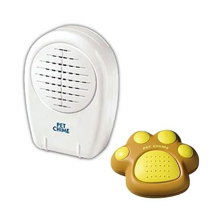 Pet Chime Wireless Doorbell with Pet Paw