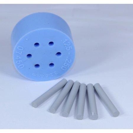 0.25' Grommet Kit - COYOTE Grommet Kits, 6-entry grommet, 0.125 in. to 0.25 in., 3.2 mm to 6.4 mm