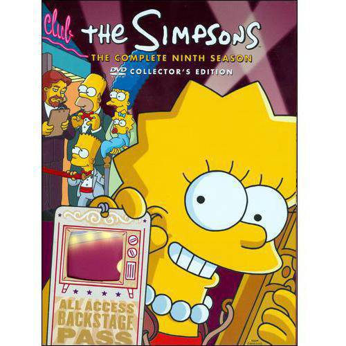 The Simpsons: The Complete Ninth Season (Full Frame)