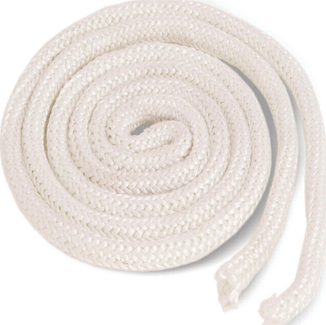 Imperial GA0153 Braided Gasket Rope, 1/4 in Dia x 6 ft L