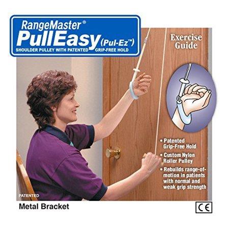 Range Master Pull Easy Shoulder Pulley Metal Bracket