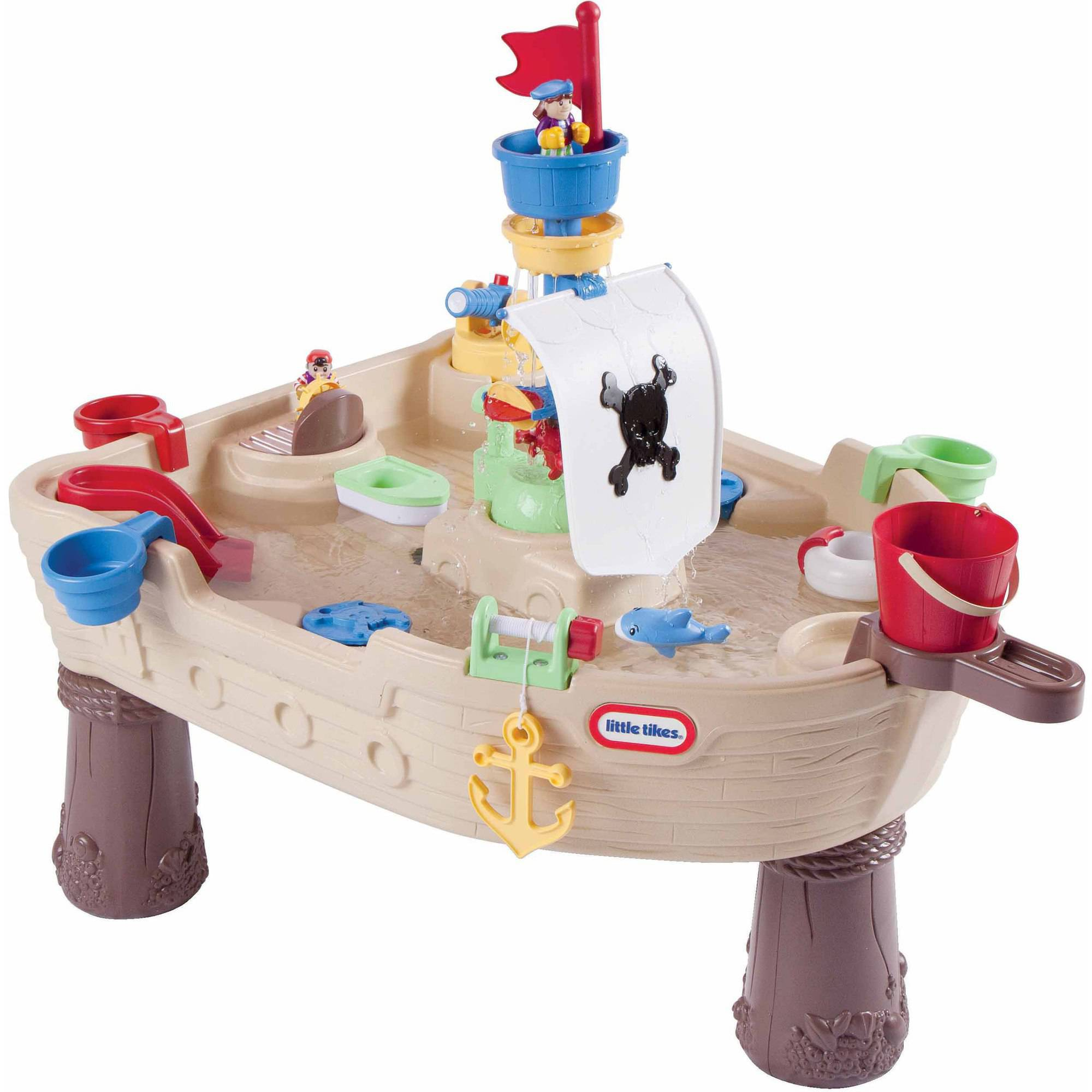 Little Tikes Anchors Away Pirate Ship by Little Tikes