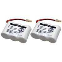 2 Pack Replacement Battery BT17333 For AT&T, Clarity and VTech Cordless Phones