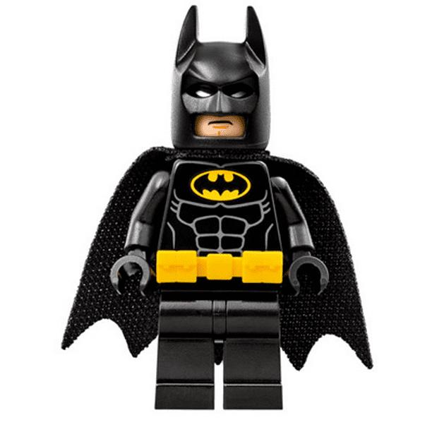 LEGO DC Super Hero Batman - Utility Belt, Head Type 1 ...