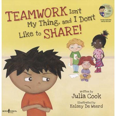 Teamwork Isn't My Thing, and I Don't Like to Share! : Classroom Ideas for Teaching the Skills of Working as a Team and Sharing - Teaching Stores Near Me