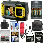 Best Digital Cameras - Coleman Duo 2V9WP Dual Screen Shock & Waterproof Review