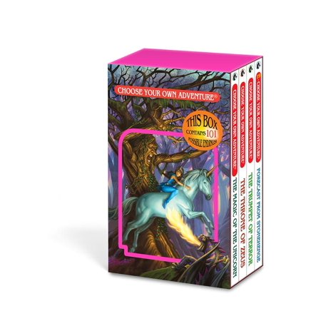 Magick Box (Make Your Own Choose Your Own Adventure Story)