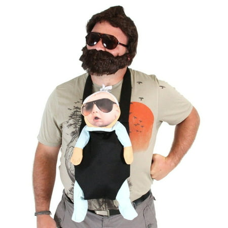 The Hangover Alan Deluxe Costume (Spencer's Store Halloween Costumes)