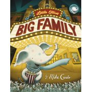 Little Elliot, Big Family - eBook