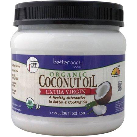 Better Body Foods Organic Extra Virgin Coconut Oil Reviews
