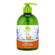 Oatmeal Velvet Moisture Liquid Soap Nature's Gate 12.5 oz Liquid