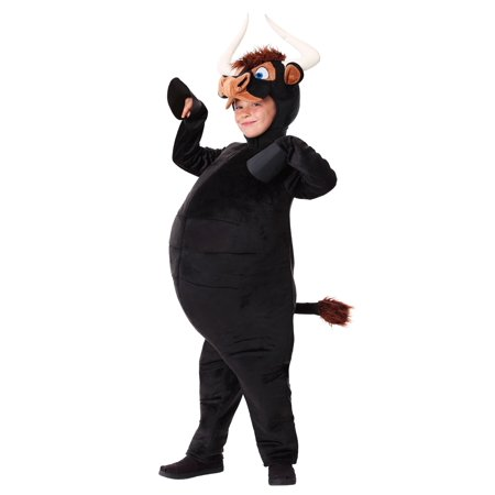 Bull Costume For Kids (child ferdinand bull costume)