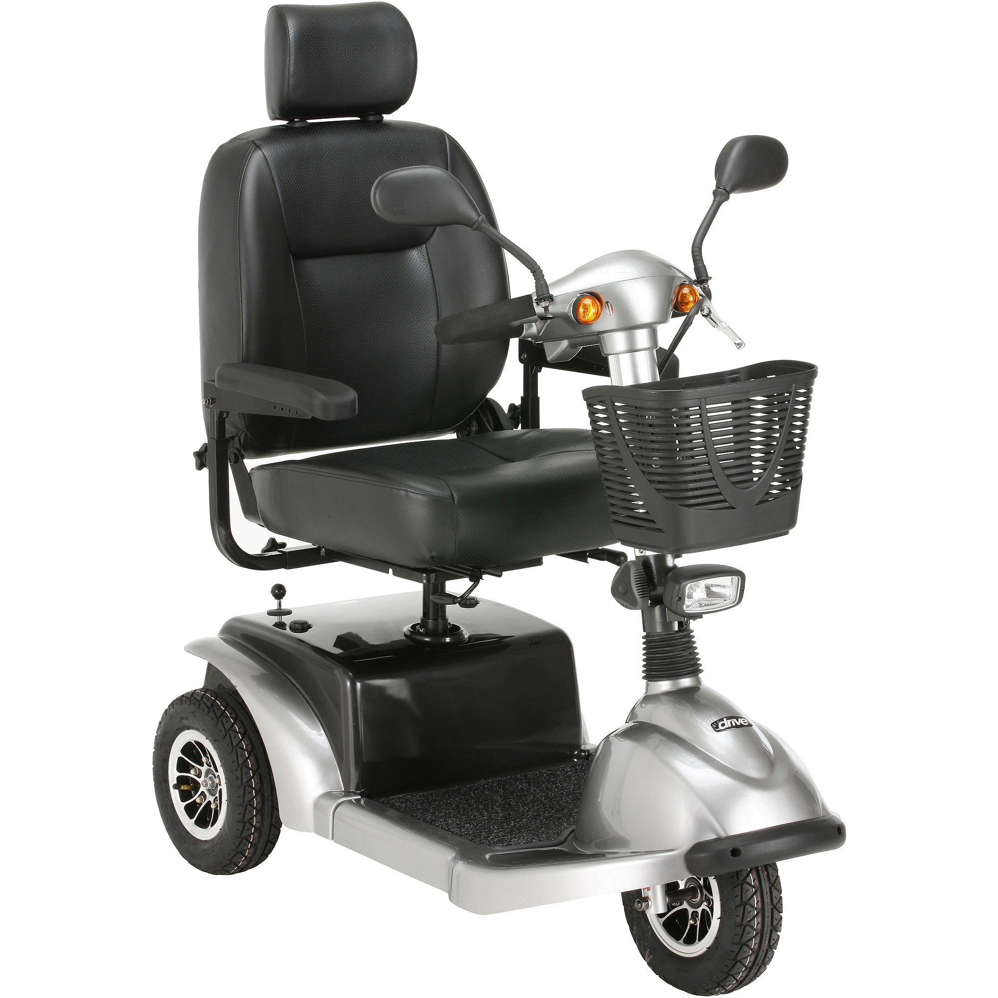 "Drive Medical Prowler Mobility Scooter, 4 Wheel, 20"" Seat"