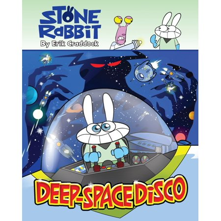 Stone Rabbit #3: Deep-Space Disco (Panic At The Disco Mad As Rabbits)
