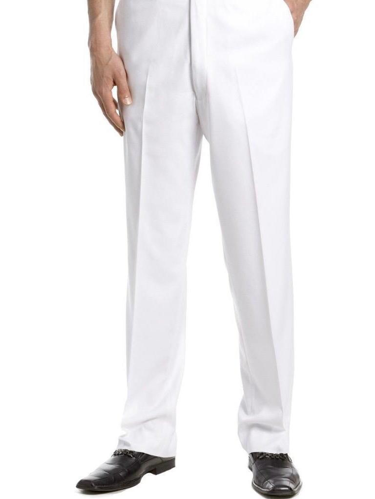 TM Exposure Men's Premium Slim Fit Dress Pants Slacks
