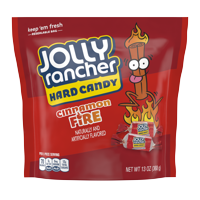 Jolly Rancher, Cinnamon Fire! Hard Candy, 13 Oz.