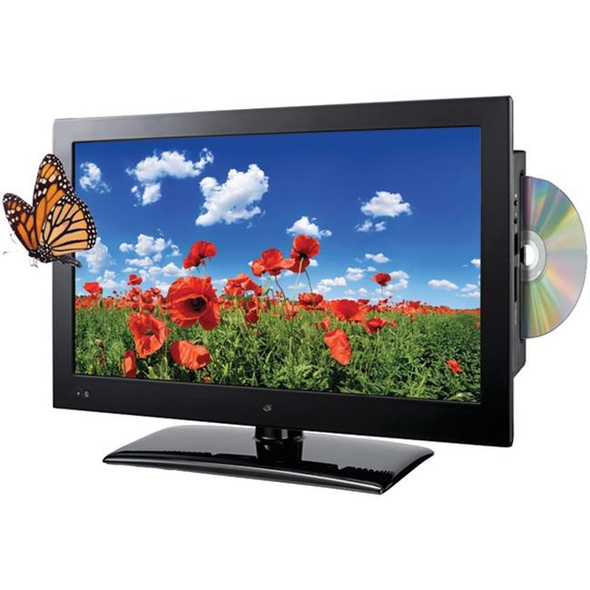Gpx Gpxtde1982B Gpx 19&Quot; 720P Led Hdtv And Dvd Combination