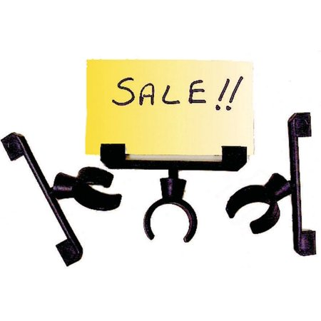 PRICE TAG HOLDER ACTION W/SWIVEL - Price Tag Holder