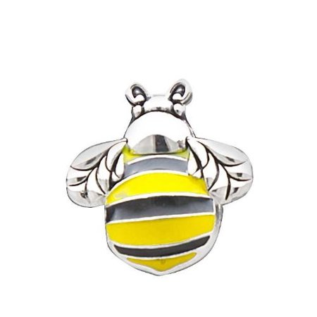 Bumble Bee Charm Set of 1 By Ganz