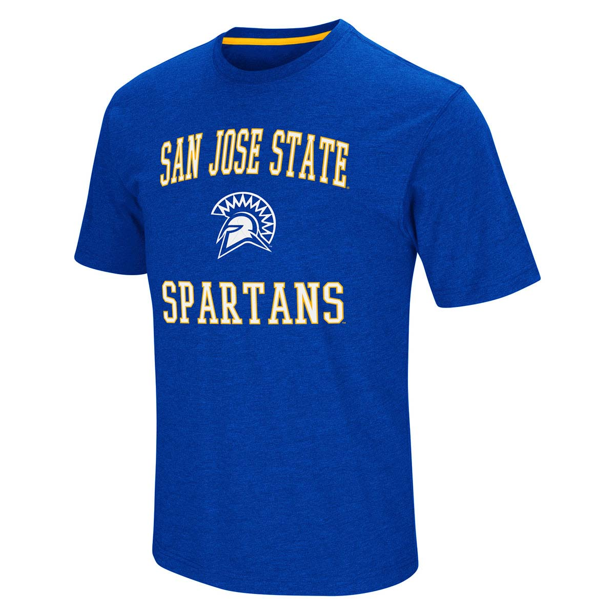 San Jose State Spartans NCAA Fun Run Tee (Royal)