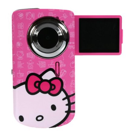 Digital Peripheral Solutions Video Recorders (Hello Kitty Digital Video Recorder - Pink (38009) )