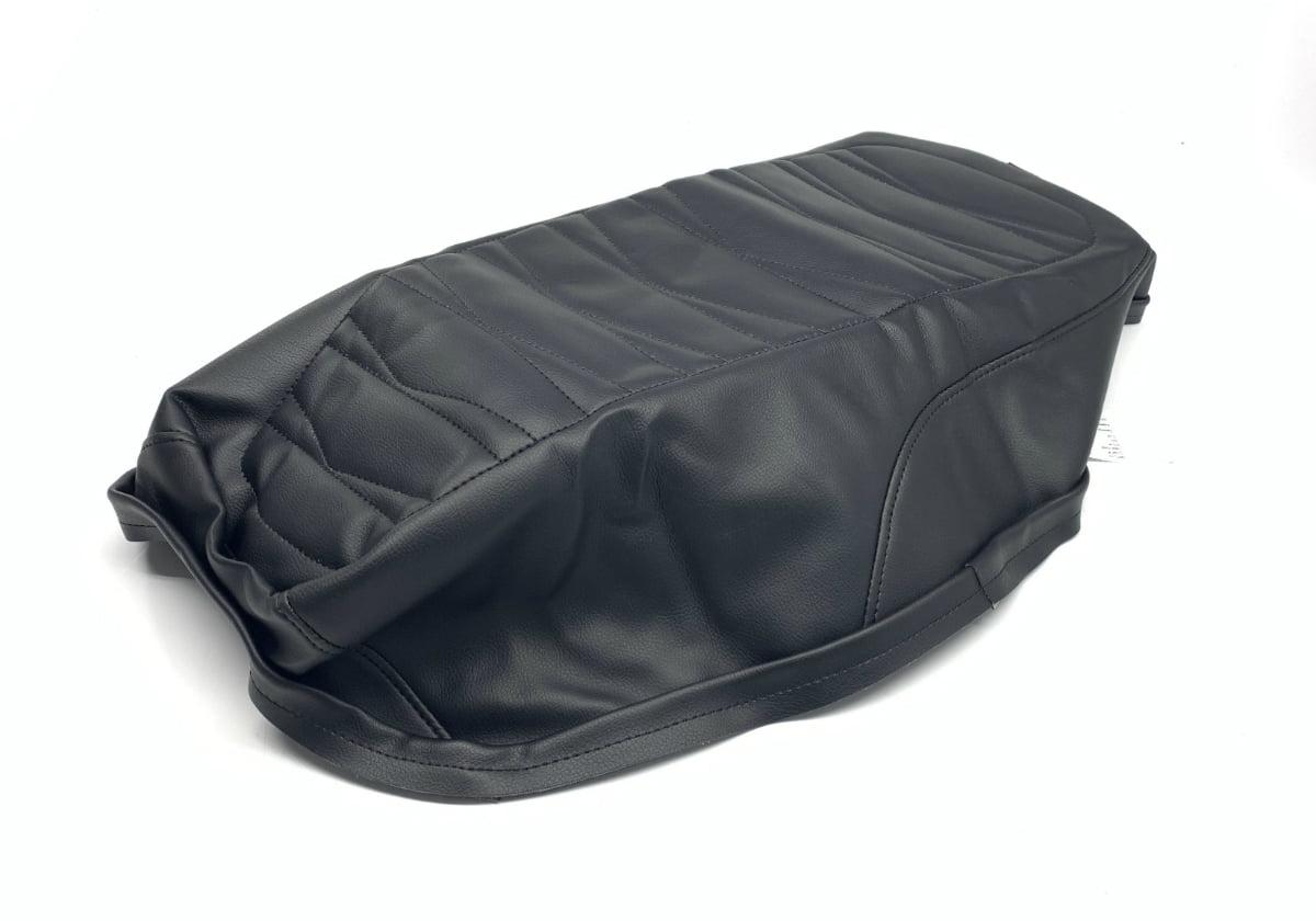 Saddlemen Saddleskin Seat Cover Black AM9145