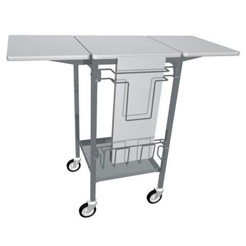 VLT-2046-FF1 Mobile Work Table, 20 W x 46 In. L