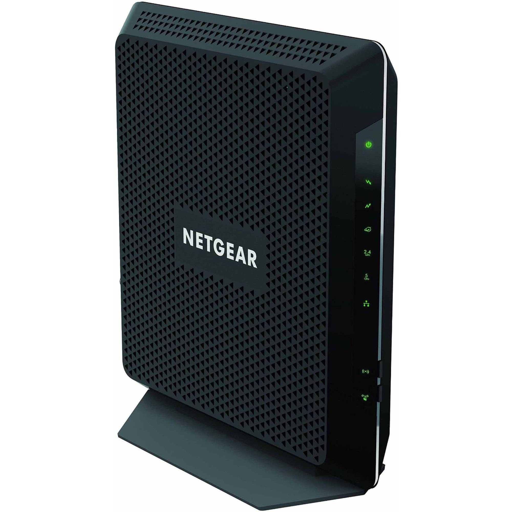 NETGEAR AC1900 Nighthawk WiFi Cable Modem Router (C7000)