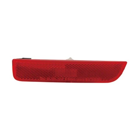 2001-2005 Volkswagen Passat  Aftermarket Passenger Side Rear Side Marker Lamp Lens and Housing 3B0945072A