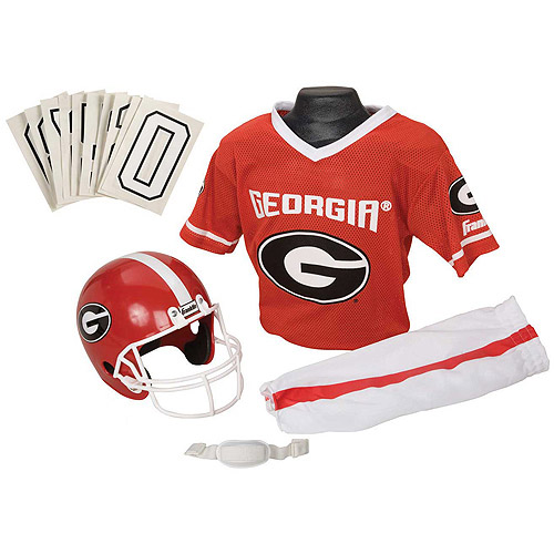 Franklin Sports NCAA Uniform Set, Georgia