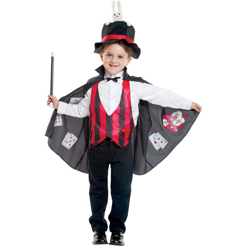 Magician Toddler Halloween Costume