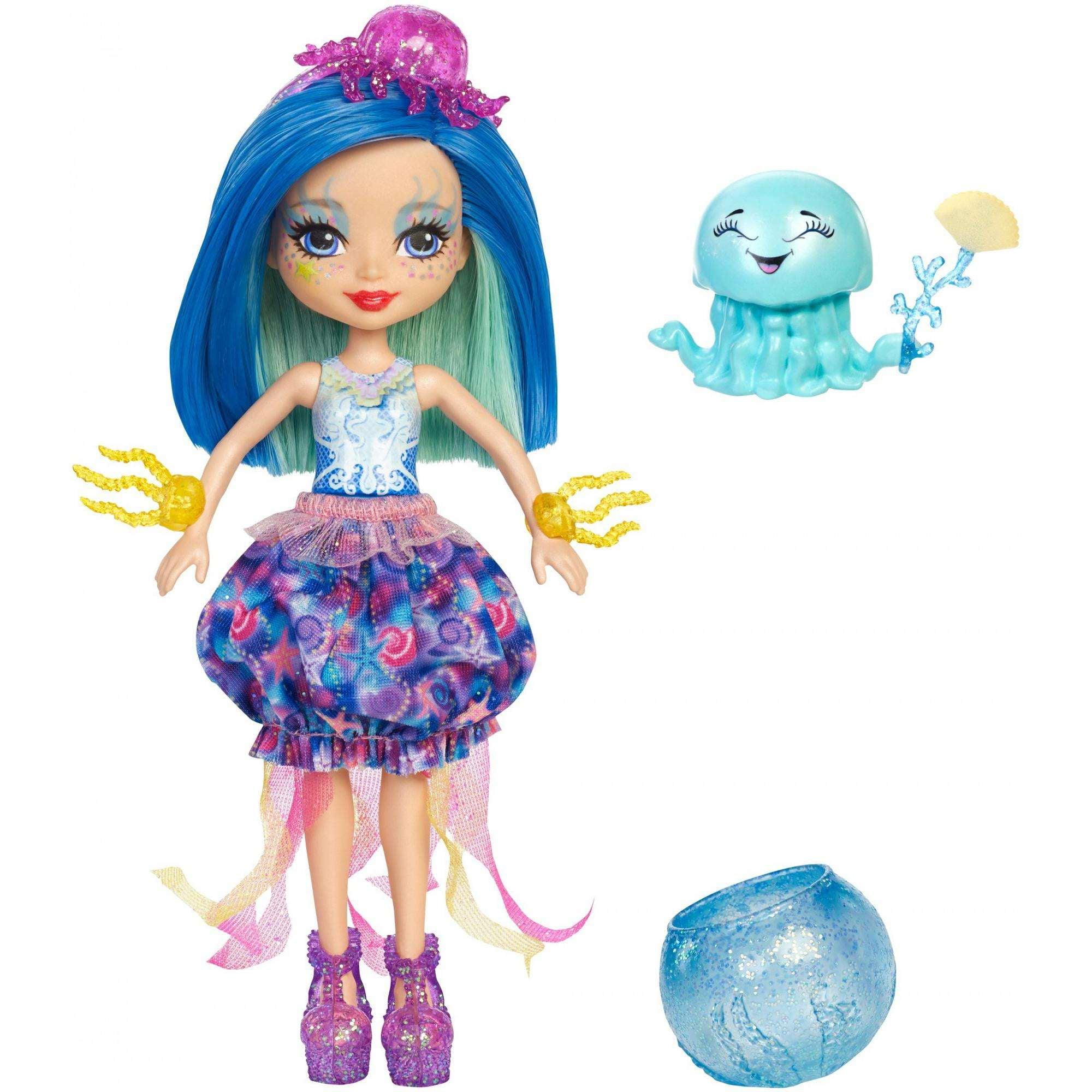 Enchantimals Jessa Jellyfish Dolls