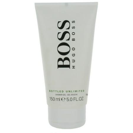 Boss # 6 Shower Gel - Boss Bottled Unlimited by Hugo Boss for Men Shower Gel 5 oz.