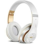 s6 Wireless Bluetooth Headphones Microphone Hi-Fi Deep Bass