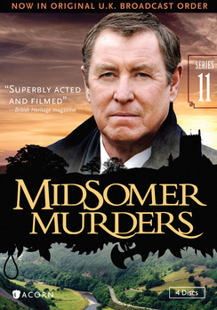 Midsomer Murders: Series 11 (DVD) by Acorn Media Publishing Inc.