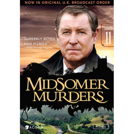 Midsomer Murders: Series 11 (DVD) (Midsomer Murders The Sleeper Under The Hill)
