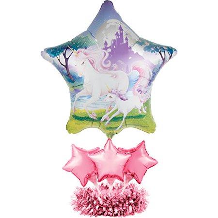 "Creative Converting 049512 Balloon KIT Centerpiece, 18"", Multicolored - image 1 de 1"