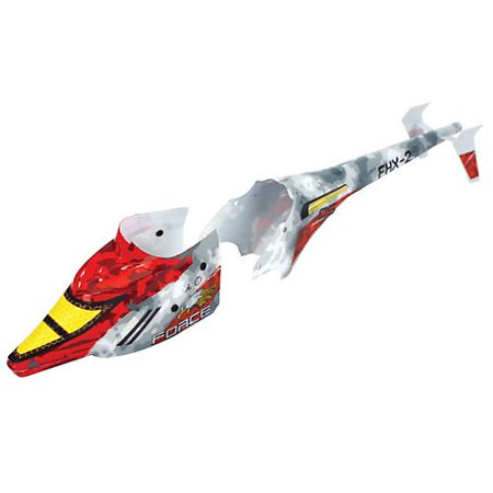 Horizon Hobby (Force FHX Canopy, Red, Chip & Coin by Johnny Wong By Horizon)