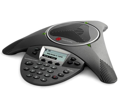 Polycom SoundStation IP 6000 SIP Conferencing Phone