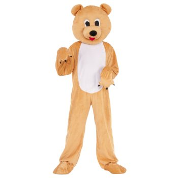 CHILD MASCOT - HONEY BEAR-MED (Children's Mascot Costumes)