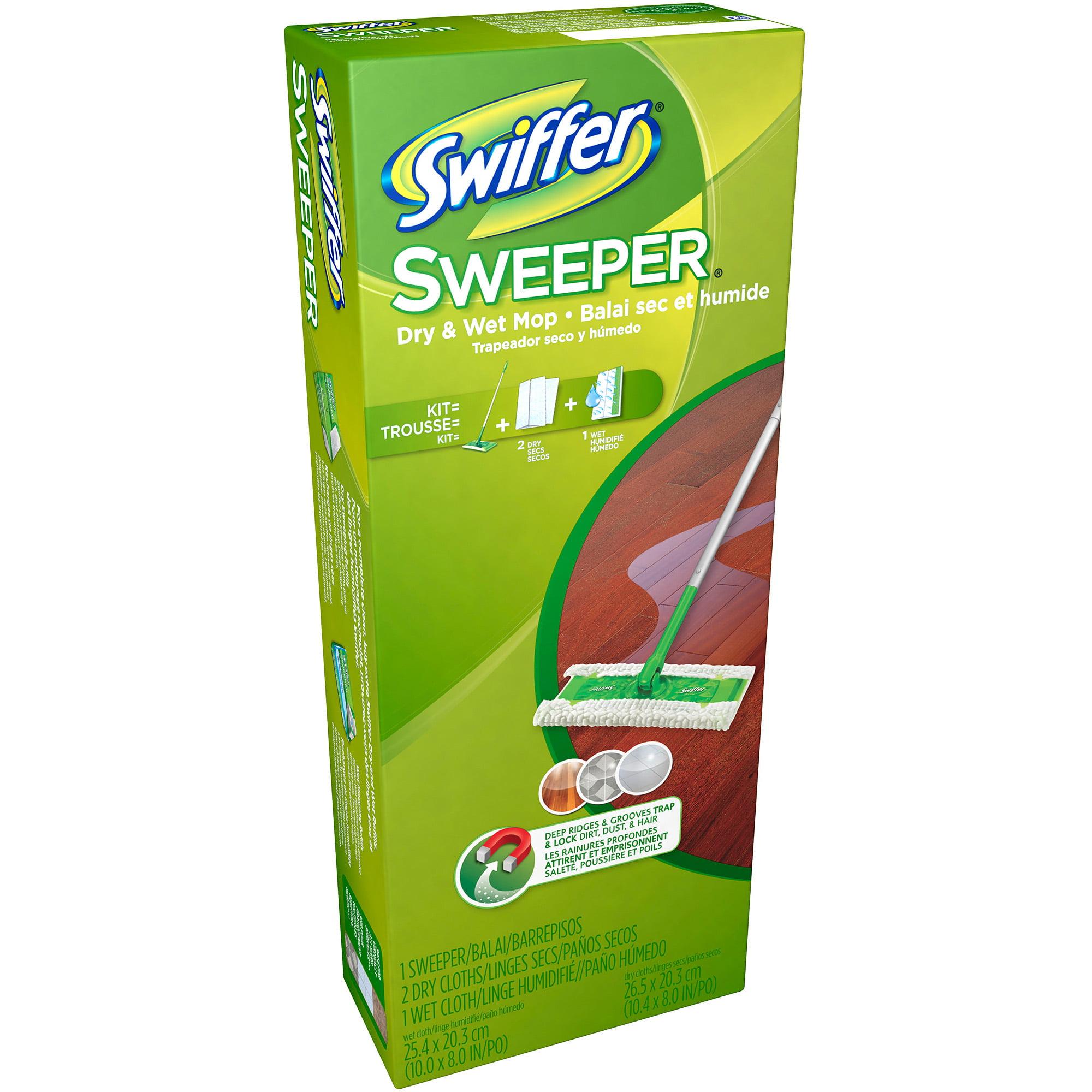 Swiffer Sweeper Starter Kit