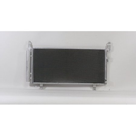 A-C Condenser - Pacific Best Inc For/Fit 4302 14-16 Subaru Forester w/Receiver & Dryer Parallel Flow